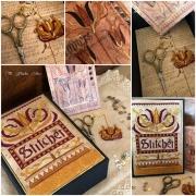 Fraktur Stitching Box